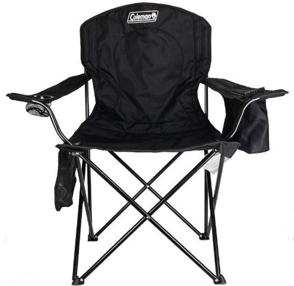 Coleman 4 Can Cooler Camping Chair