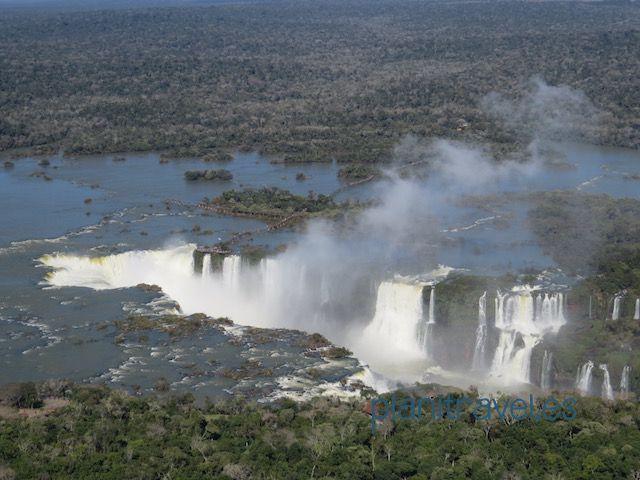 Visitar las Cataratas de Iguazú 1