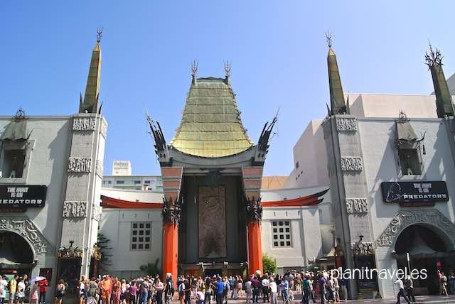 Hollywood Boulevard Los Angeles 3