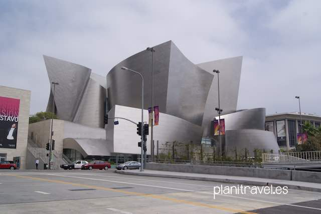Visita al Downtown de Los Angeles California 2