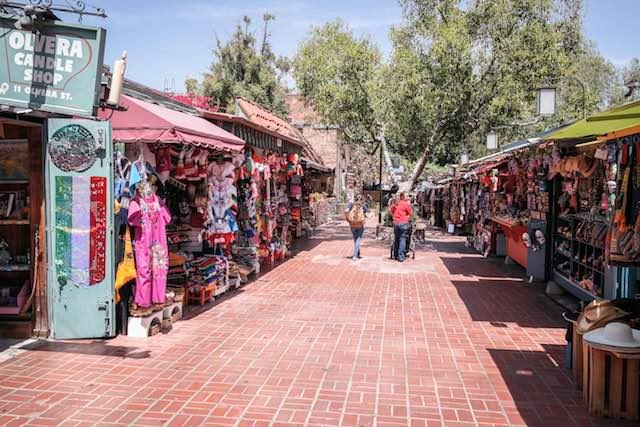 Visita al Downtown de Los Angeles California 4