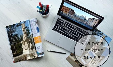Guía para planificar tu viaje y ahorrar
