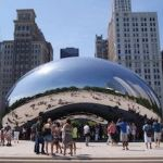 Cloud Gate que ver en Chicago