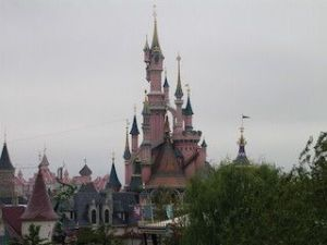 Viaje a Eurodisney Disneyland