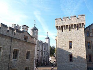 Paseo por la Torre de Londres