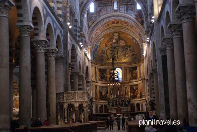 Que ver en Pisa 3