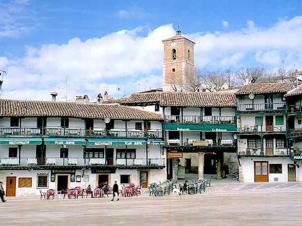 Pueblos con encanto cerca de Madrid 4