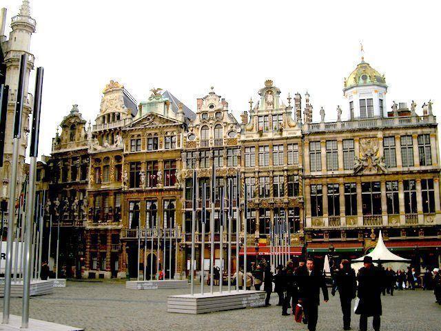 Viajar a Bruselas
