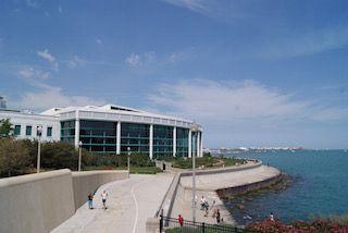 John G. Sheed Aquarium Chicago