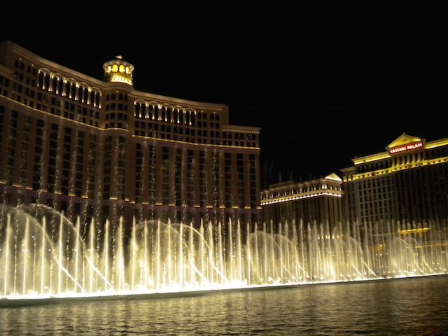 Hotel Bellagio Las Vegas