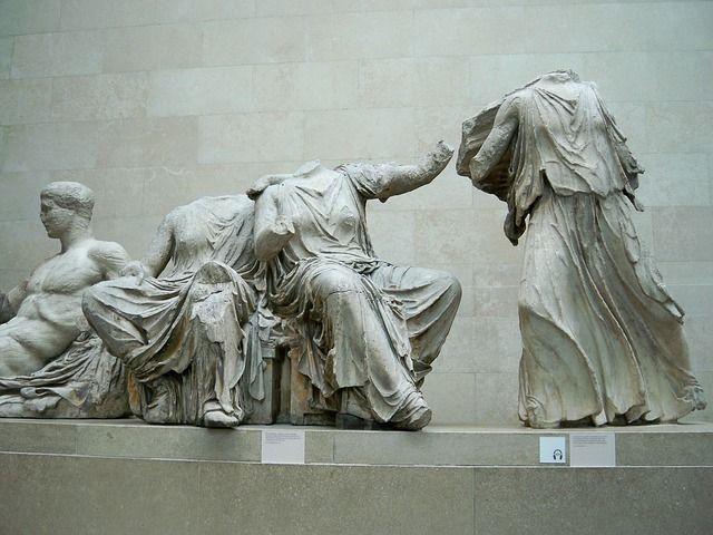 Friso Partenon British Museum