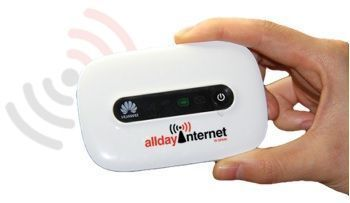 alldayinternet wifi para viajar