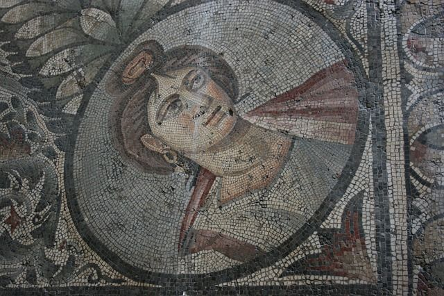 Mosaico Romano British Museum