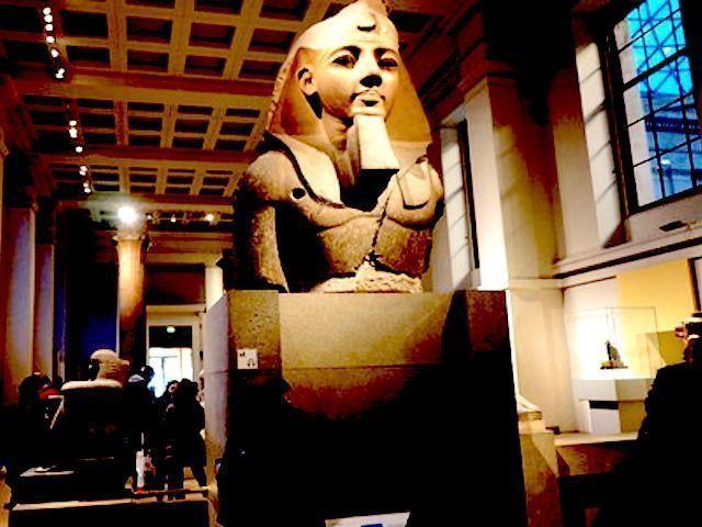 Estatua Ramses II British Museum