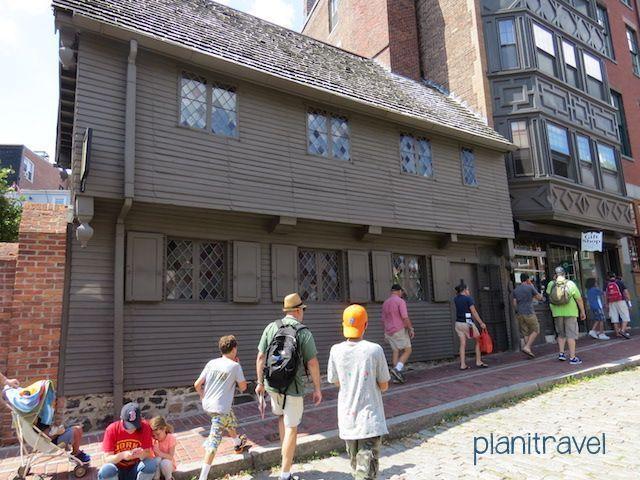 Casa de Paul Revere