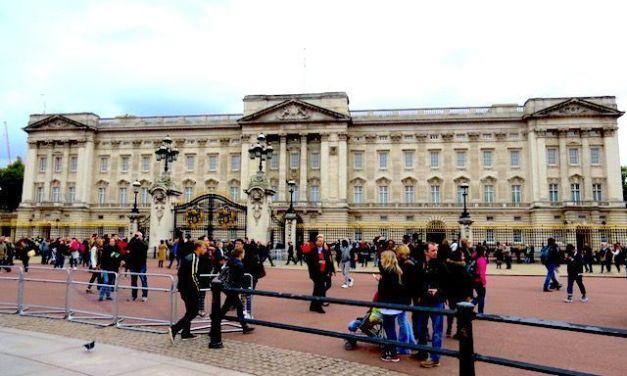 Visitar el Palacio de Buckingham