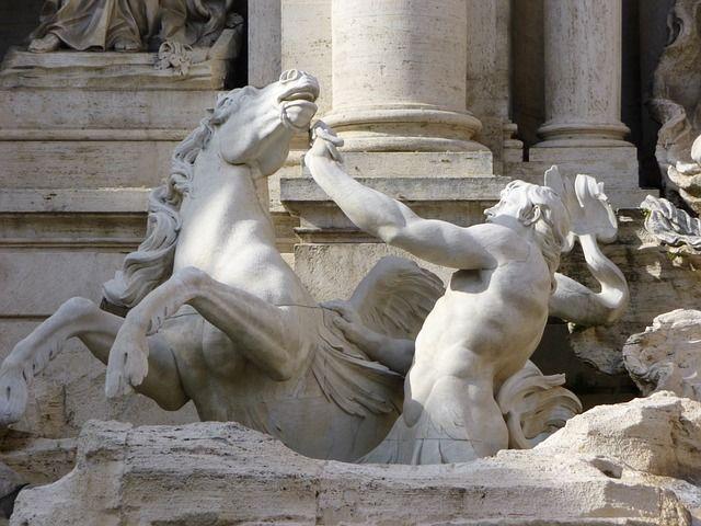 Ver La Fontana de Trevi en Roma