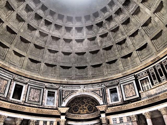 El Panteón en Roma