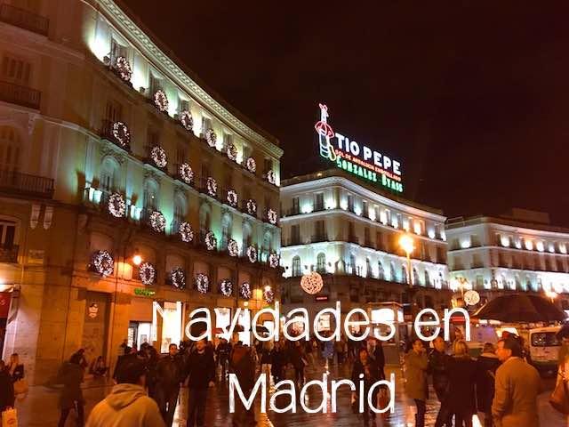 Navidad en Madrid 2018-2019