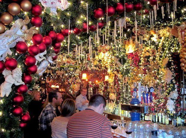 Rolf's Navidad en Nueva York
