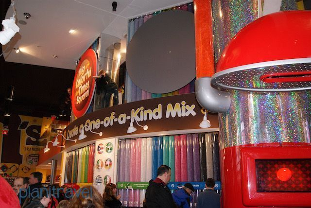 Tienda M&M en Times Square