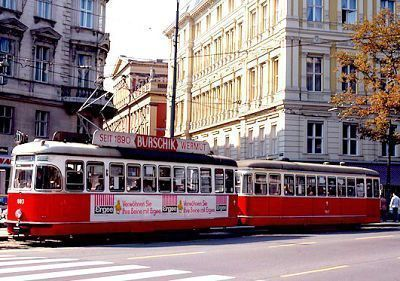 Tranvia de Viena