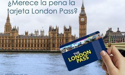Tarjeta London Pass