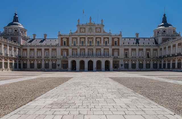 Visitar el Palacio Real 1