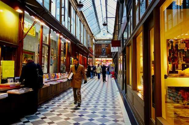Lugares secretos de Paris 2