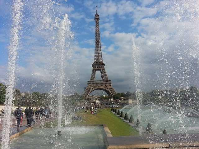 Visitar la Torre Eiffel 3