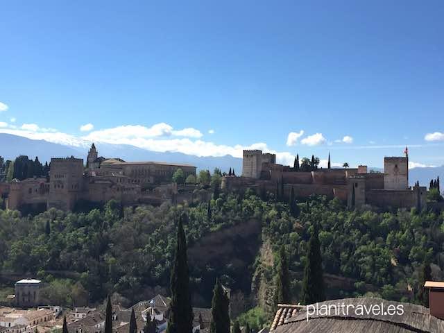 Visitar la Alhambra de Granada 1