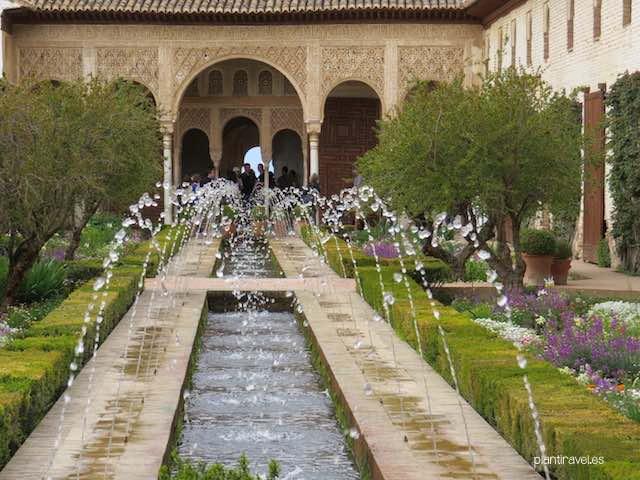 Visitar la Alhambra de Granada 2
