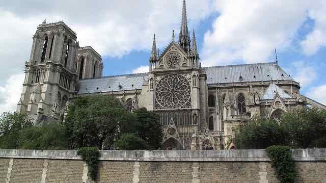 Catedral de Notre Dame Paris 4