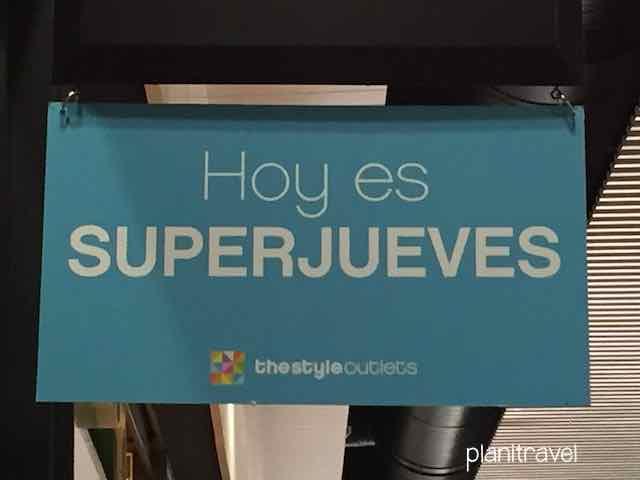 Los mejores outlets de Madrid 2