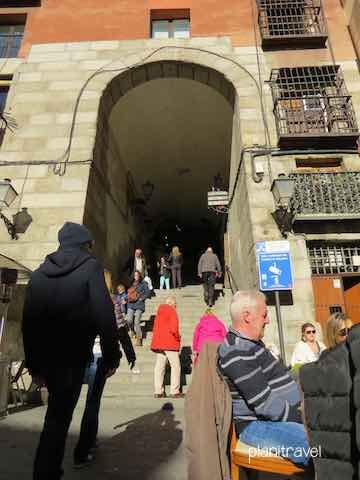 Que ver en la Plaza Mayor de Madrid 1