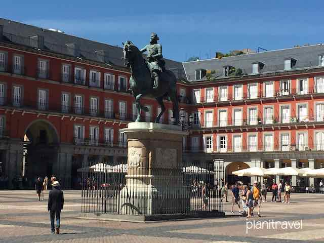 Que ver en la Plaza Mayor de Madrid 4