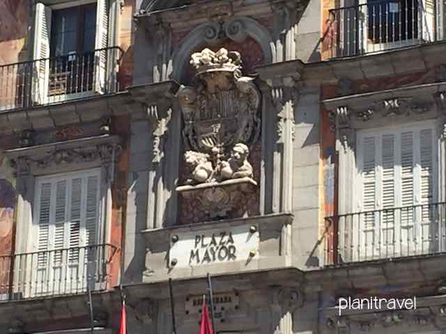 Que ver en la Plaza Mayor de Madrid 5