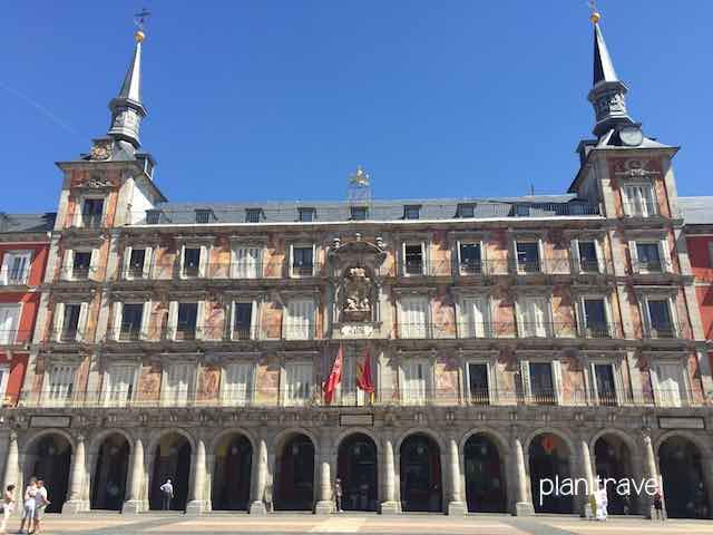 Que ver en la Plaza Mayor de Madrid 6
