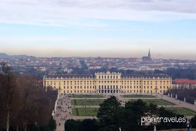 Visitar Viena en tres dias