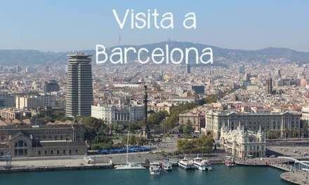 Visita a Barcelona