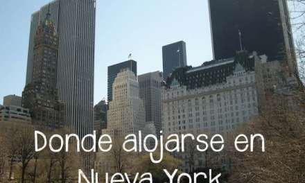 Alojamiento en Nueva York
