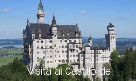 El Castillo de Neuschwanstein, el sueño del Rey loco