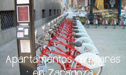 Planes para reservar apartamentos familiares en Zaragoza