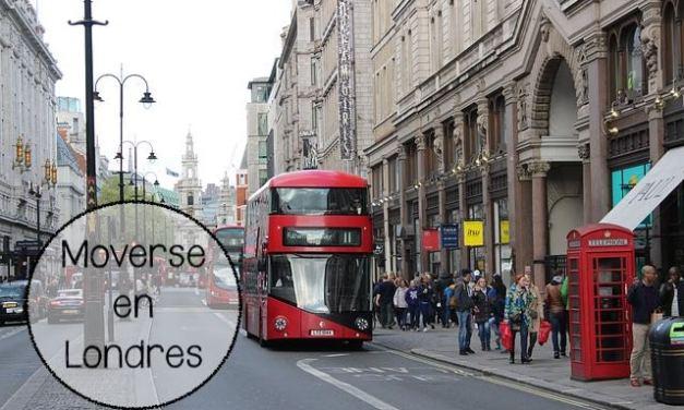 Como moverte en Londres