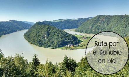 Un viaje único recorriendo el Danubio en bicicleta