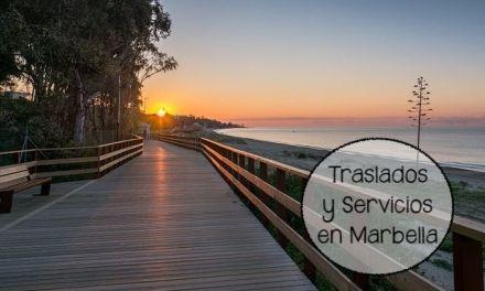 Traslados y Servicios en Marbella