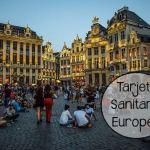 Planifica tu viaje: Solicita la Tarjeta Sanitaria Europea