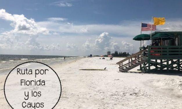 Ruta en coche por Florida y los Cayos
