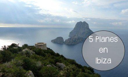 5 Planes en Ibiza que no puedes perderte