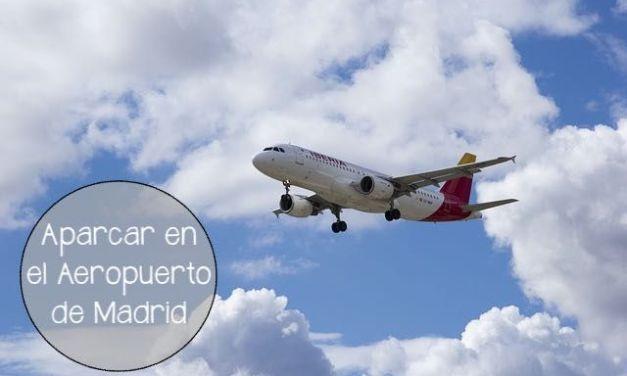 Parking aeropuerto Madrid: Todas las opciones